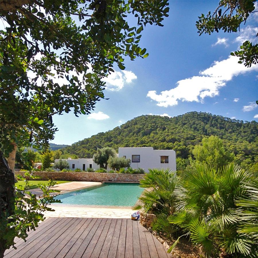 Jardinería en Ibiza